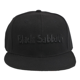 berretto Black Sabbath - Logo & Demon - ROCK OFF, ROCK OFF, Black Sabbath