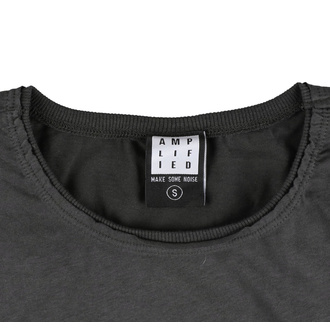 t-shirt metal donna Metallica - Logo - AMPLIFIED, AMPLIFIED, Metallica