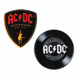 Spille (set da 2 pz) AC/DC, CERDÁ, AC-DC