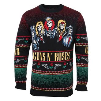 Maglione da uomo Guns N' Roses - HOLIDAY 19 - BRAVADO, BRAVADO, Guns N' Roses