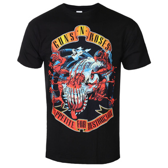 t-shirt metal uomo Guns N' Roses - Appetite for destruction - BRAVADO, BRAVADO, Guns N' Roses