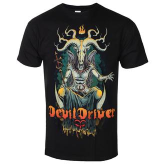 t-shirt metal uomo Devildriver - Baphomet - NNM, NNM, Devildriver
