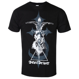 t-shirt metal uomo Devildriver - Goat - NNM, NNM, Devildriver